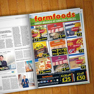 FARMFOODS NATIONAL PRESS