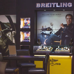 breitling – 48 sheet campaign